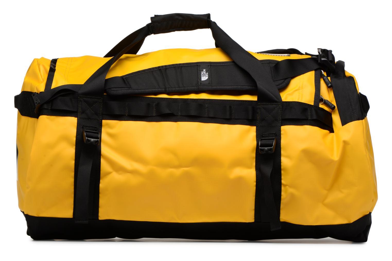 Sporttaschen The North Face BASE CAMP DUFFEL - L gelb detaillierte ansicht/modell