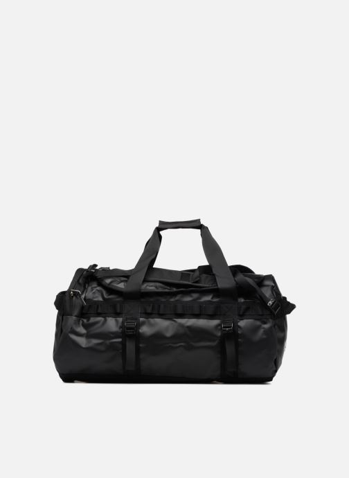 Sporttassen The North Face BASE CAMP DUFFEL - M Zwart voorkant
