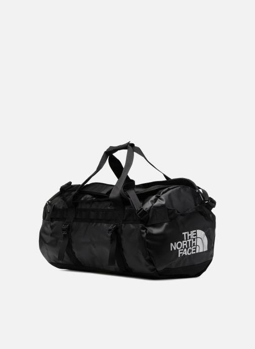 Sporttassen The North Face BASE CAMP DUFFEL - M Zwart rechts