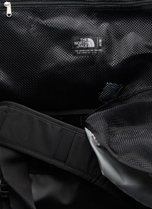 Sporttassen The North Face BASE CAMP DUFFEL - M Zwart achterkant