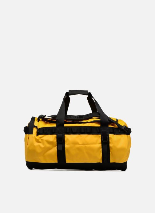 Bolsas de deporte The North Face BASE CAMP DUFFEL - M Amarillo vista de frente