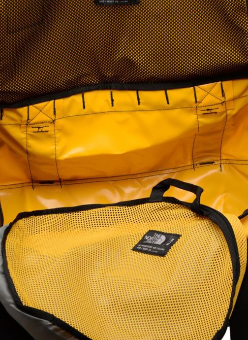 Bolsas de deporte The North Face BASE CAMP DUFFEL - M Amarillo vistra trasera