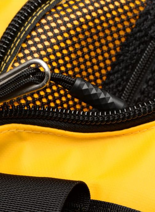 Sports bags The North Face BASE CAMP DUFFEL - M Yellow view from the left