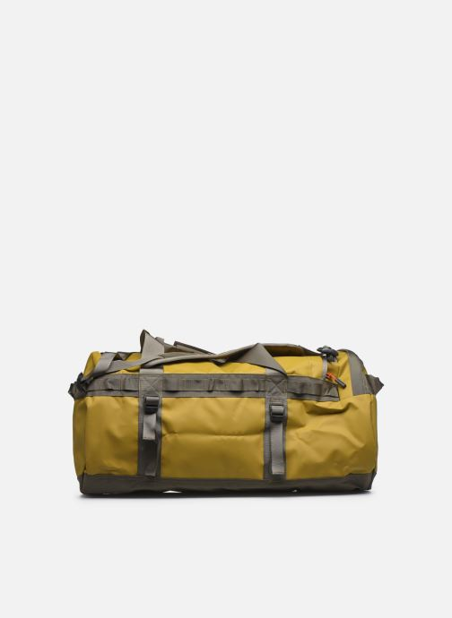 Borsa da palestra The North Face BASE CAMP DUFFEL - M Verde immagine frontale