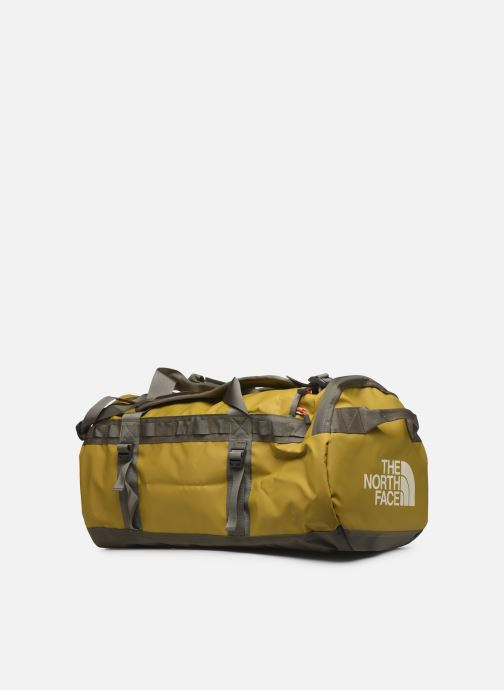 Borsa da palestra The North Face BASE CAMP DUFFEL - M Verde immagine destra