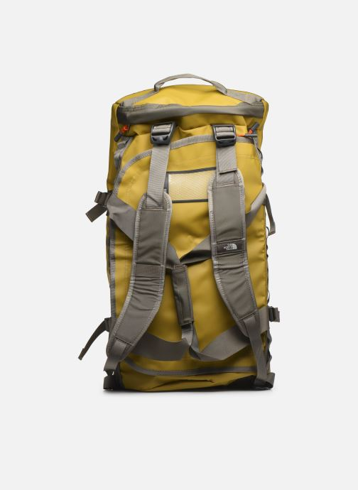 Borsa da palestra The North Face BASE CAMP DUFFEL - M Verde immagine sinistra