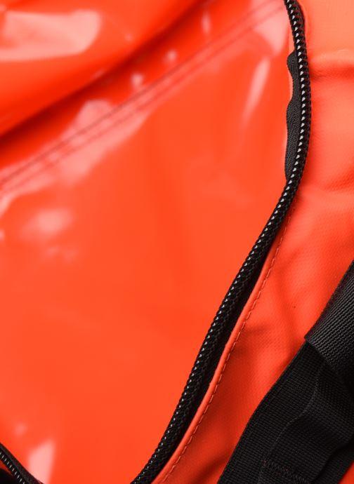 Sporttaschen The North Face BASE CAMP DUFFEL - M orange ansicht von hinten