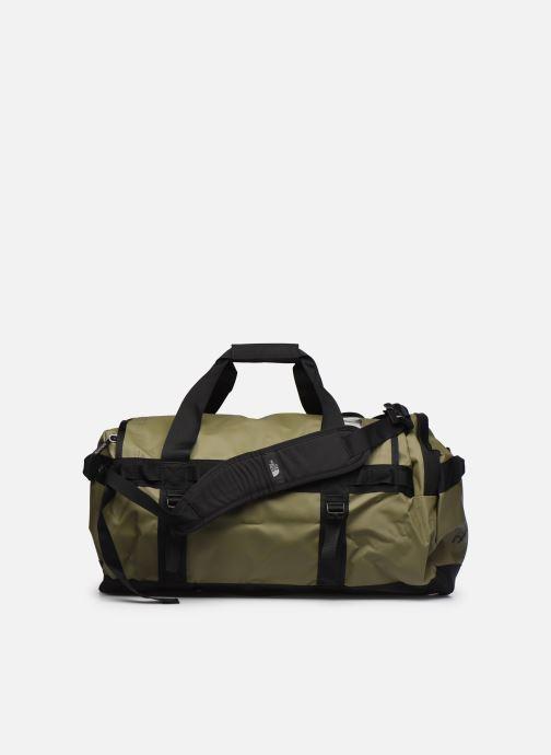 Sporttaschen The North Face BASE CAMP DUFFEL - M grün ansicht von vorne