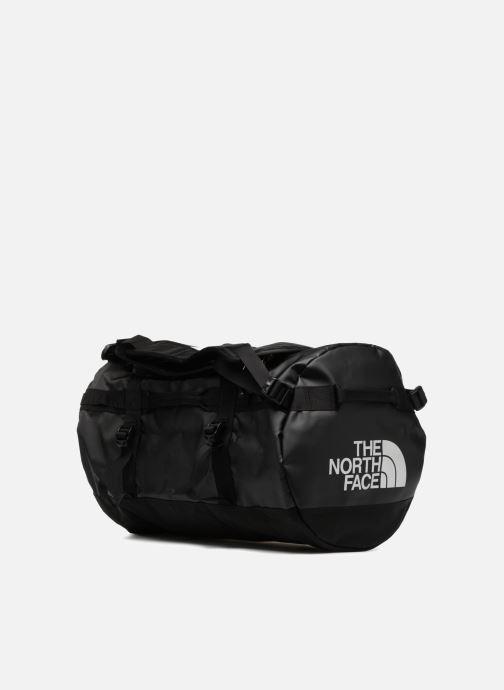Sporttaschen The North Face BASE CAMP DUFFEL - S schwarz ansicht von rechts