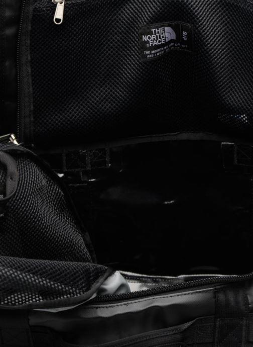 Sporttaschen The North Face BASE CAMP DUFFEL - S schwarz ansicht von hinten