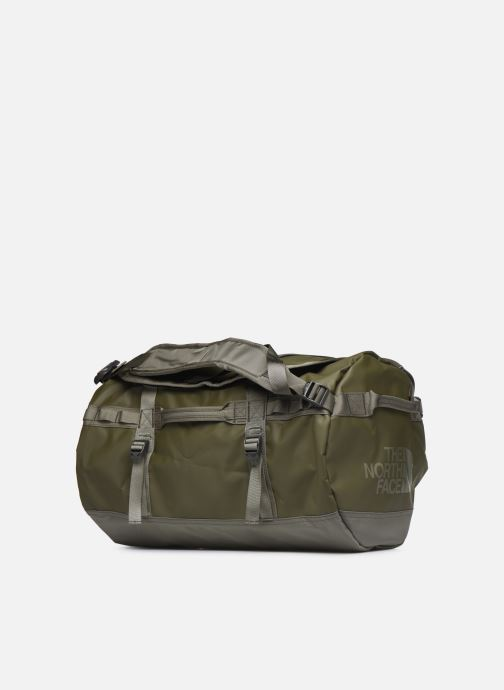 Sacs de sport The North Face BASE CAMP DUFFEL - S Vert vue droite