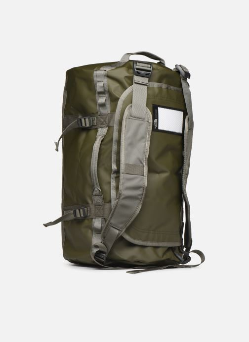 Sacs de sport The North Face BASE CAMP DUFFEL - S Vert vue gauche