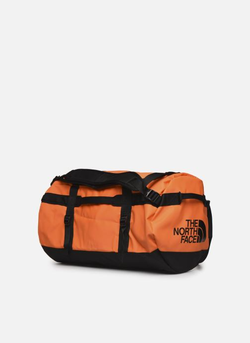 Sporttaschen The North Face BASE CAMP DUFFEL - S orange schuhe getragen