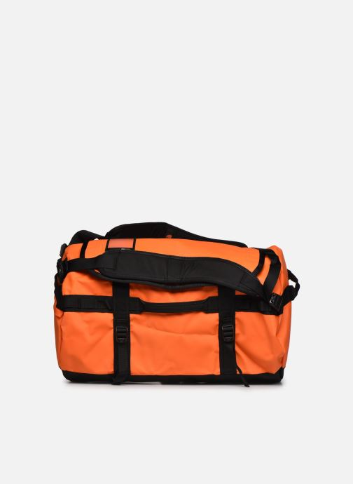 Sporttaschen The North Face BASE CAMP DUFFEL - S orange detaillierte ansicht/modell