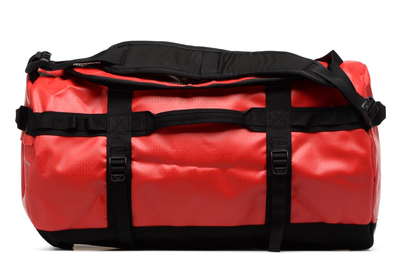 Sporttaschen The North Face BASE CAMP DUFFEL - S rot detaillierte ansicht/modell