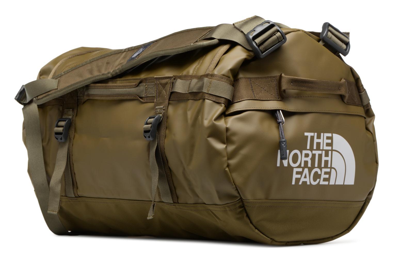 Sporttaschen The North Face BASE CAMP DUFFEL - S grün schuhe getragen