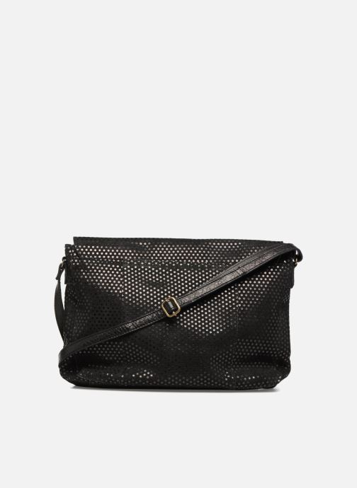 Sacs à main Pieces Gunn Suedde Crossbody Noir vue face