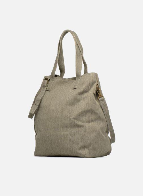 Handtassen Pieces Gina Bag Groen model