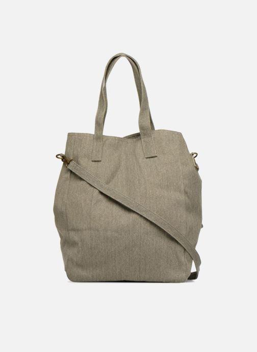 Handtassen Pieces Gina Bag Groen voorkant