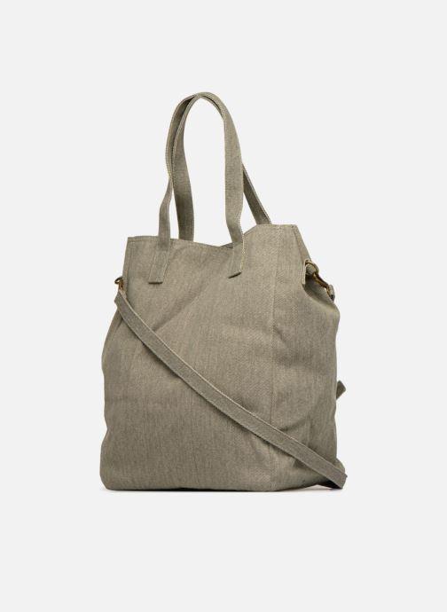 Handtassen Pieces Gina Bag Groen rechts
