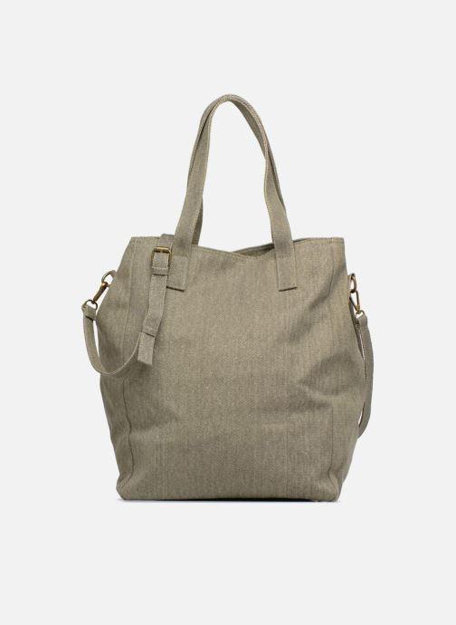 Handtassen Pieces Gina Bag Groen detail