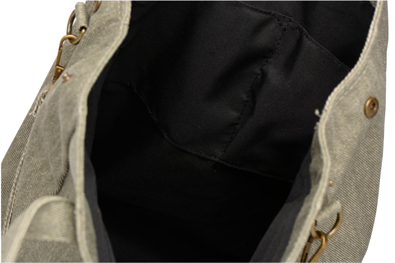 Handtassen Pieces Gina Bag Groen achterkant