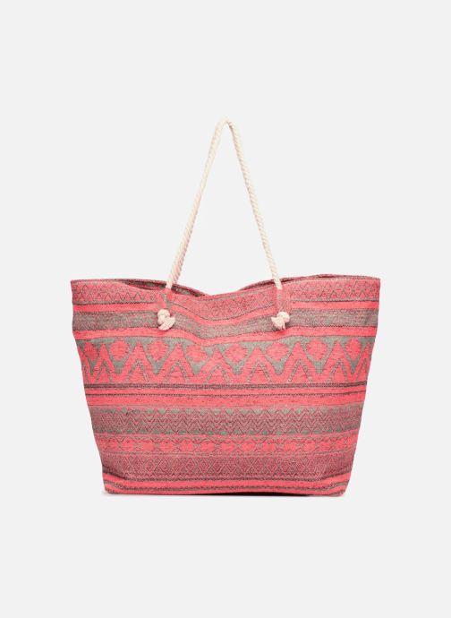 Handtaschen Pieces Grace Canvas Shopper rosa detaillierte ansicht/modell