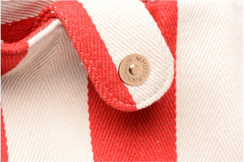 Pieces Gillian Canvas Scarlet Shopper Flame vBvq8w