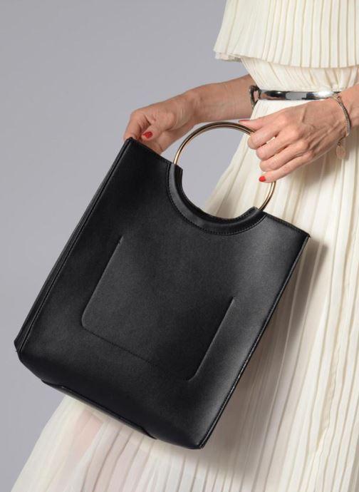Handtassen Pieces Gemma Shopper Zwart onder