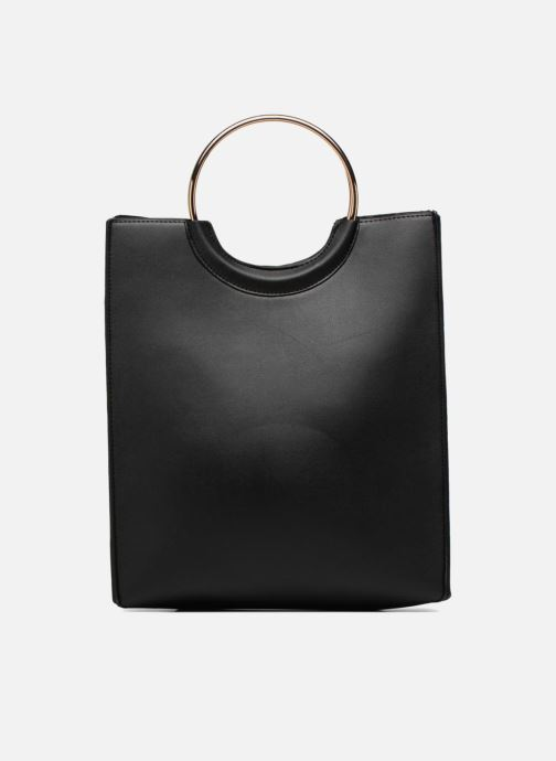 Handtassen Pieces Gemma Shopper Zwart detail