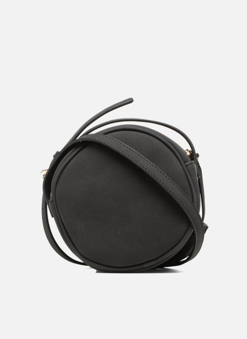 Handbags Pieces Galina Crossbody Black front view