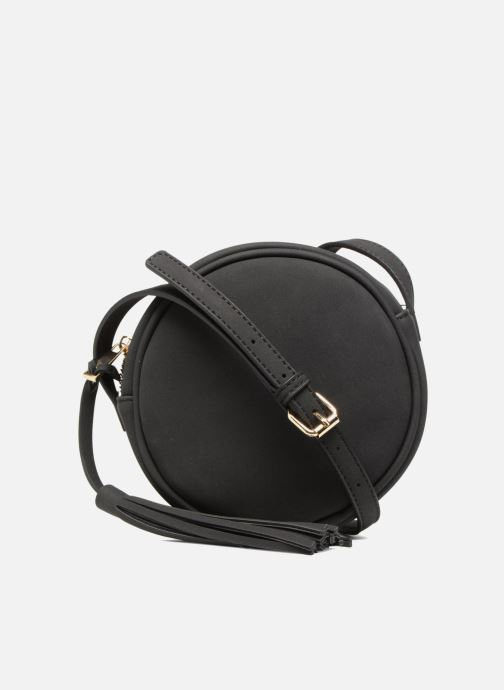 Handbags Pieces Galina Crossbody Black detailed view/ Pair view
