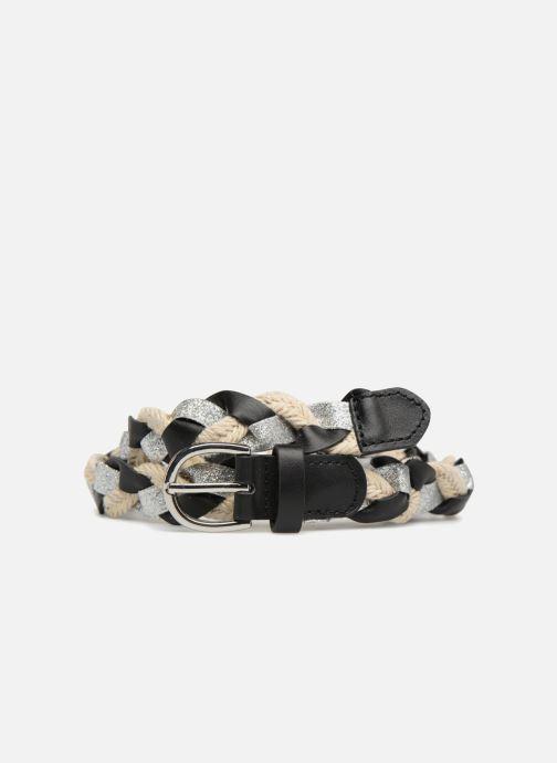 Cinturones Pieces Meas Leather Belt Negro vista de detalle / par