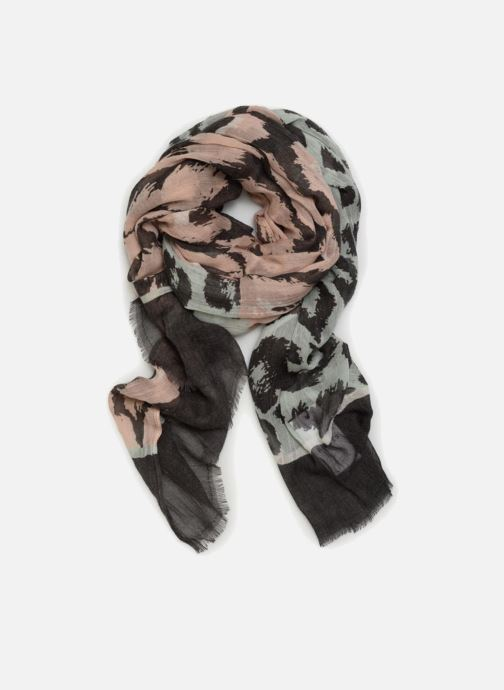 Sjaal Pieces Gretchen Long Scarf Multicolor detail
