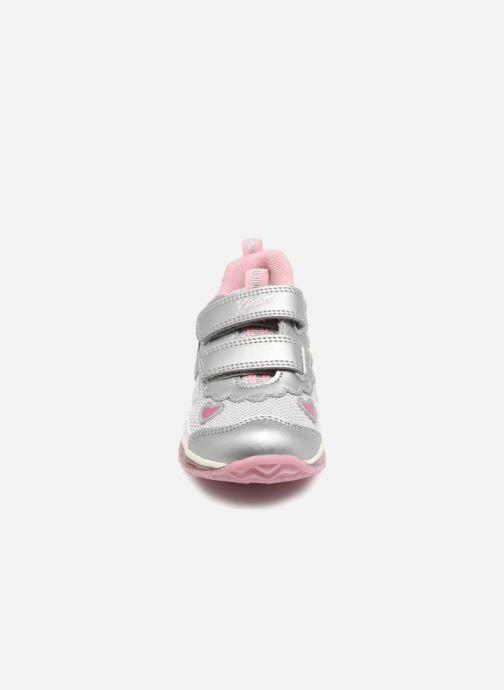 Sneakers Geox B TODO G. A  B8285A Zilver model