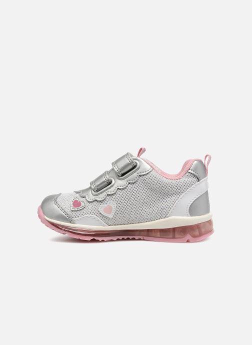 Sneakers Geox B TODO G. A  B8285A Zilver voorkant