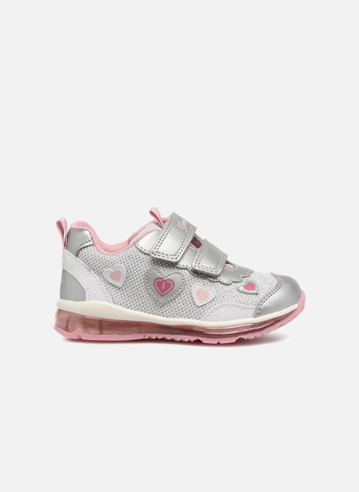 Sneakers Geox B TODO G. A  B8285A Zilver achterkant