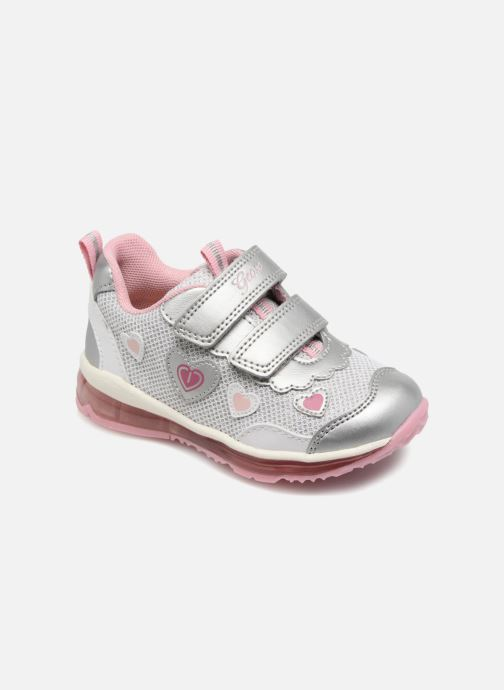 Sneakers Geox B TODO G. A  B8285A Zilver detail