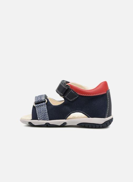 Sandales et nu-pieds Geox B Sandal ELBA Boy  B B82L8B Bleu vue face
