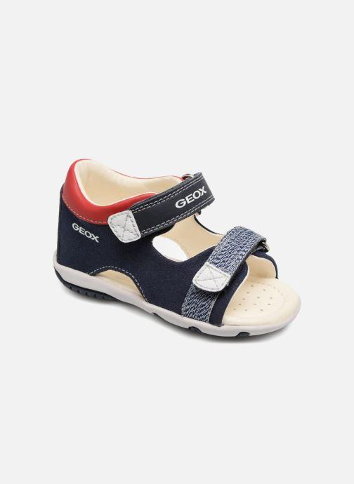 Sandales et nu-pieds Geox B Sandal ELBA Boy  B B82L8B Bleu vue détail/paire