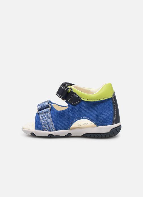 Dettagli su Bambino Geox B Sandal Elba Boy B B82l8b Sandali E Scarpe Aperte Azzurro