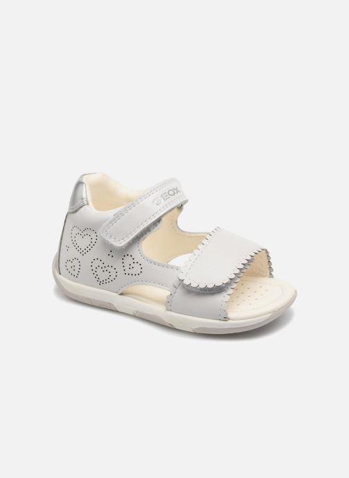 Sandales et nu-pieds Geox B S.TAPUZ G. B B820YB Blanc vue détail/paire