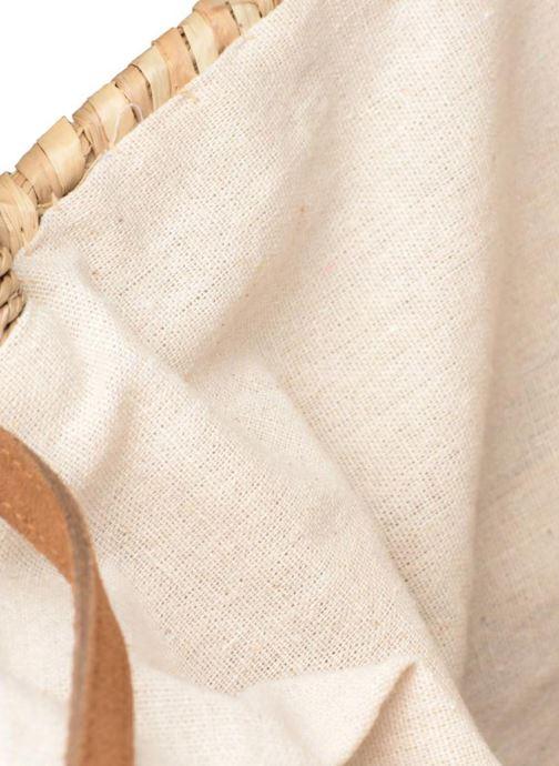 Handtaschen Pepe jeans Tansy bag beige ansicht von hinten