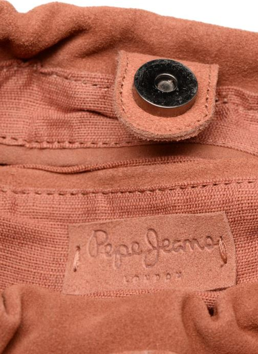 Sacs à main Pepe jeans Blondie bag Orange vue derrière