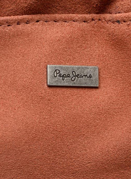 Borse Pepe jeans Blondie bag Arancione immagine sinistra