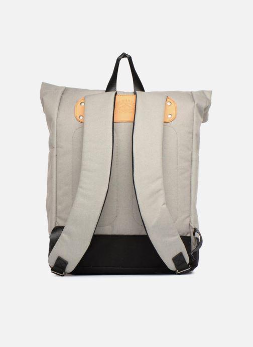 Sacs à dos Pepe jeans Aldgate backpack Gris vue face