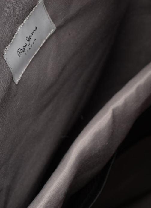 Mochilas Pepe jeans Aldgate backpack Gris vistra trasera