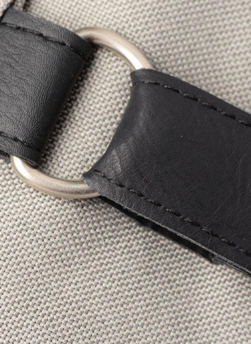 Mochilas Pepe jeans Aldgate backpack Gris vista lateral izquierda