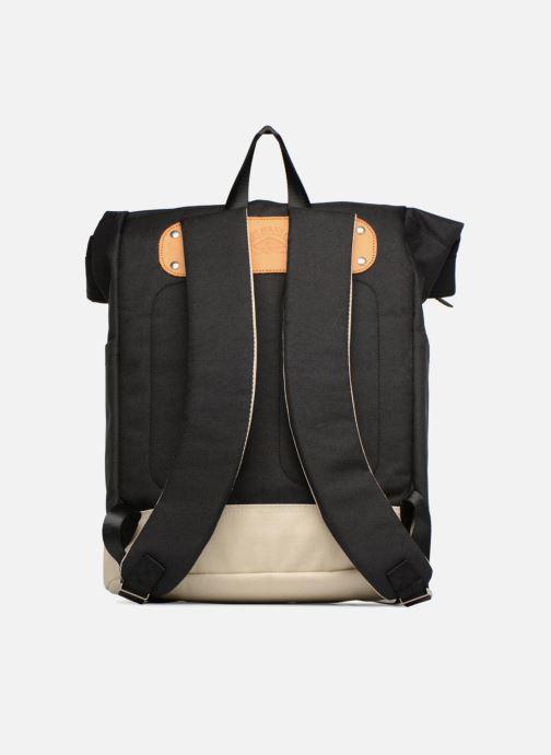 Rucksäcke Pepe jeans Aldgate backpack schwarz ansicht von vorne