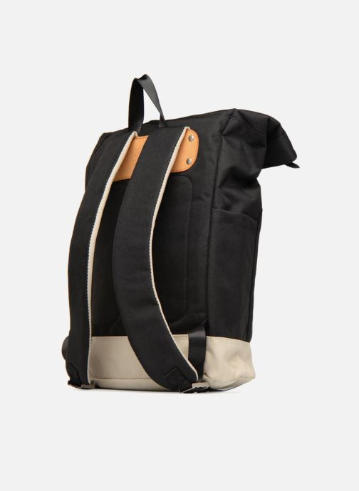 Rucksacks Pepe jeans Aldgate backpack Black view from the right